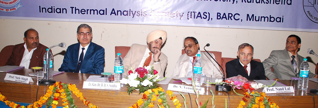 The Indian Thermal analysis Society (ITAS)